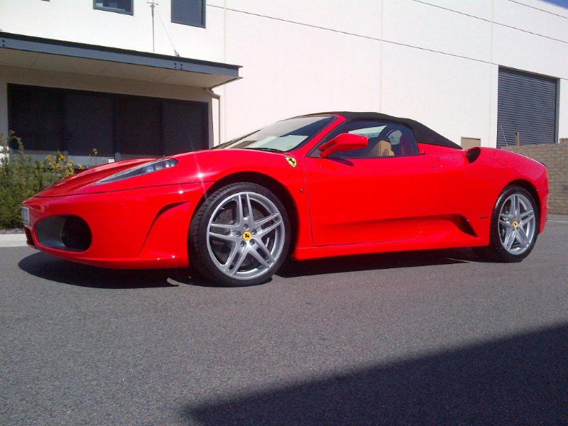 Perth Paint Protection Photo Gallery / Our Services