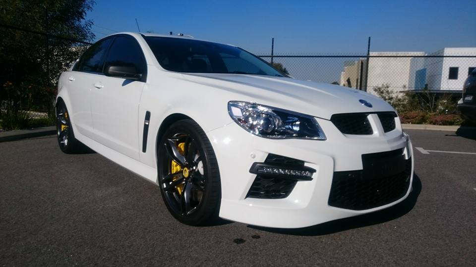 Automotive paint protection and polishing in Perth, WA