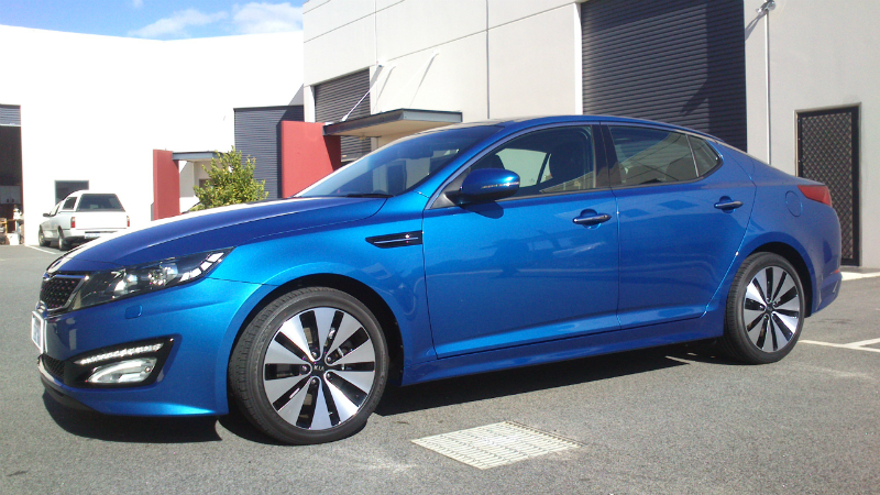 Car Paint Protection Perth